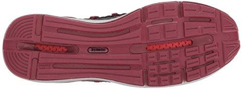 Puma Men s Ignite Limitless Netfit NC Sneaker  Tibetan Red Black  8 UK