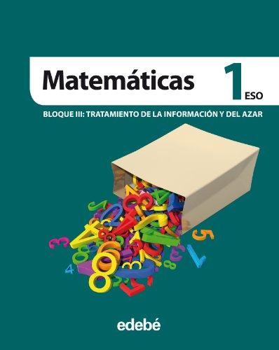 Matemáticas, 1 ESO - 9788423697472