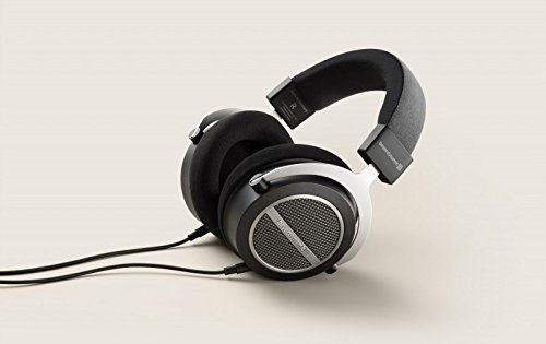 beyerdynamic Amiron home Over-Ear Stereo-Kopfhörer in anthrazit. Offene Bauweise, steckbares Kabel, High-End - 7