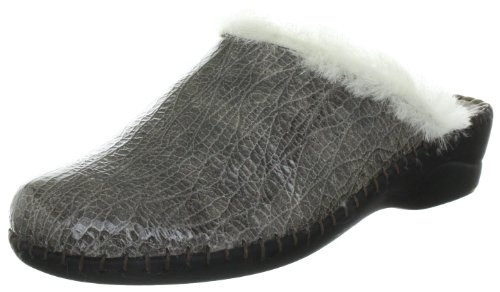 Hans Herrmann Collection HHC 0230107-11, Chaussons femme Gris-TR-F4-185