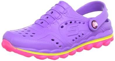 Skechers  MOLDED EVA JEWEL Clogs And Mules Girls  Purple Violett (PRHP) Size: 9 (27 EU)