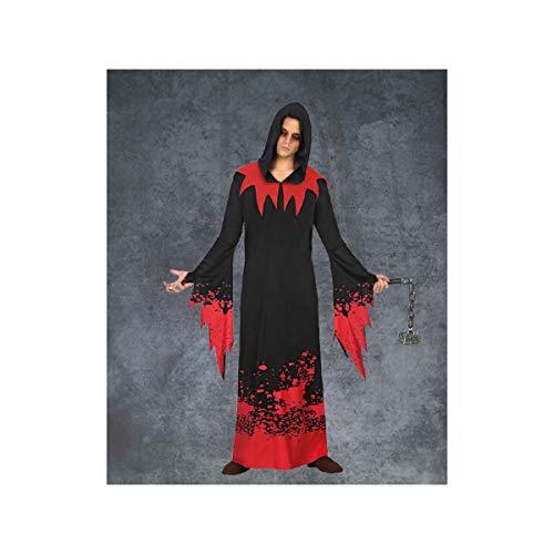 Cisne 2013, S.L. Adult Men Bloody Assassin Halloween Fancy Dress Costume Size M-L Adult One Size Cosplay Halloween