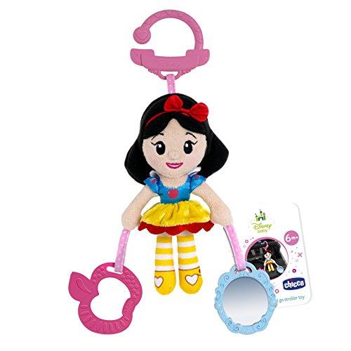 Chicco Disney Princess Snow White Kinderwagen, Kinderwagen und Buggy Wechselrahmen Puppe Spielzeug (Princess Kinderwagen)