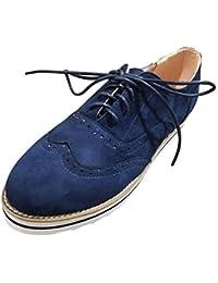 304c40364bd Amazon.fr   Bleu - Bottes et bottines   Chaussures femme ...