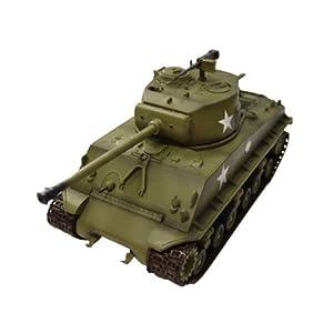 Easy Model 1: 72 - M4A3E8 - Depósito Medio del ejército de los Estados Unidos