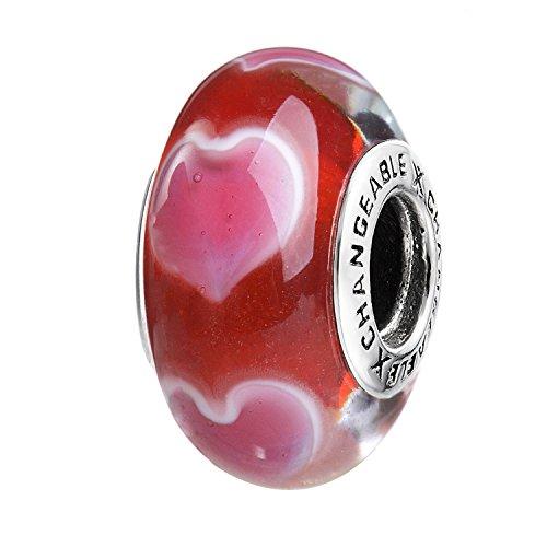 Bead Charms Für Damen Bijou Zwischenelemente Beads Individuelle Reize Mädchen Sterlingsilber 925 Sterling Silver Versilbert Glücklich Geist