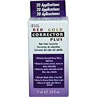ARDELL Red Gold Corrector Plus Hair Color Corrector 0.25oz/7ml (20 Applications) by Ardell
