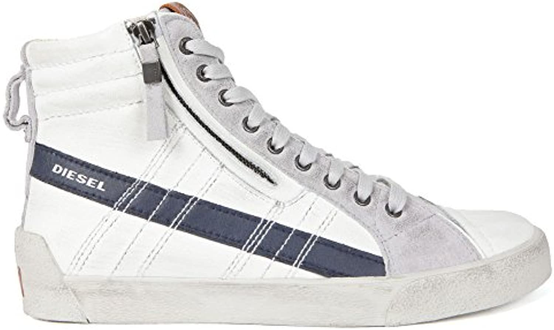 Diesel   Herren Sneaker weiß weiß