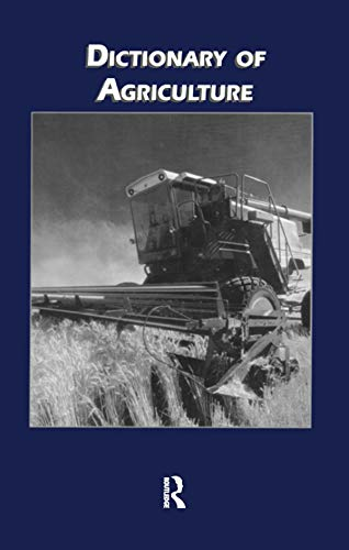 Dictionary of Agriculture (English Edition)