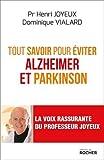 TOUT SAVOIR POUR ?VITER ALZHEIMER ET PARKINSONN by HENRI JOYEUX