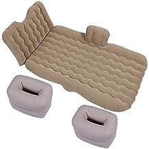 Festnight Colchón Hinchable del Coche, La protección de la Cabeza Baffl PVC Focking Cushion Universal