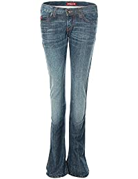 Para mujer pantalones vaqueros KILLAH very slim tubo 5-Pocket slim Muse