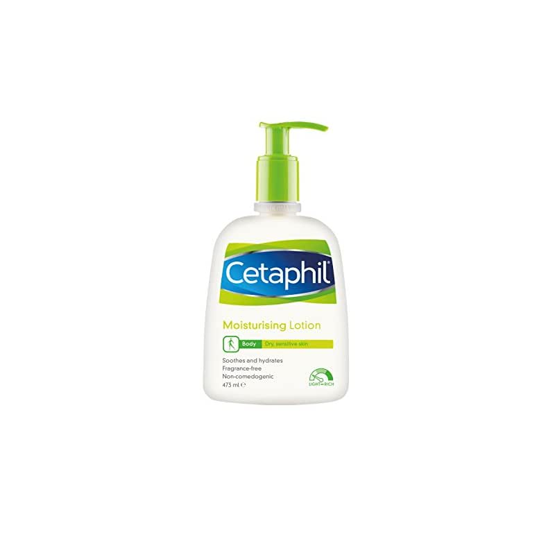 Cetaphil, Crema idratante, per pelli sensibili e secche