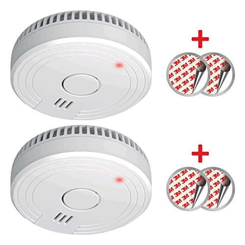 ELRO FS1805 FS1805 2 Pack Detector Humo Magnético