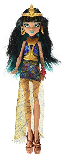 Monster High Music Class Cleo De Nile Doll (Monster High Cleo De Nile)