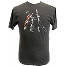 Commander Póster de T-camiseta de manga corta