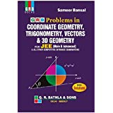 Problems in COORDINATE GEOMETRY, TRIGONOMETRY, VECTORS & 3D with solution