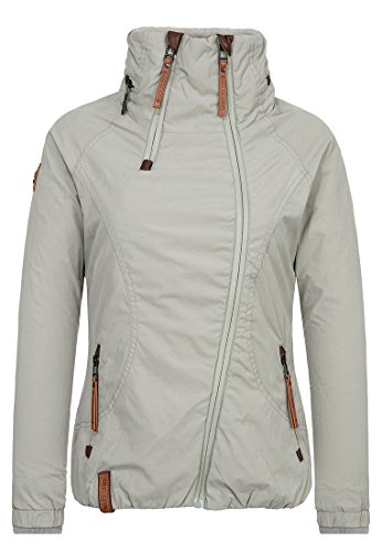 Naketano Female Jacket Forrester Schlamm, L