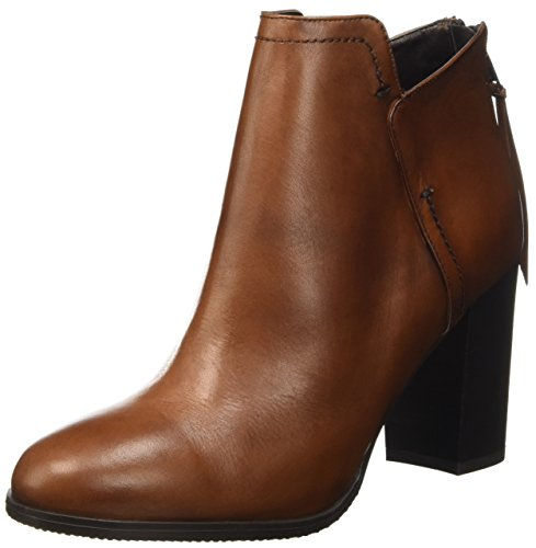 BATA 7943576, Chaussures à Talon à Bout Fermé Femme Marron - Marrone (Marrone)
