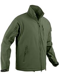 Helikon Men's Jackal Soft Shell Jacket Olive Green