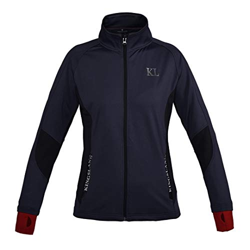 Kingsland Trainingsjacke Colusa, M | blue odyssey