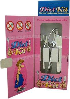 Diet Kit - Joke Cutlery