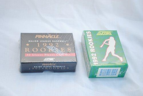 1992-major-league-baseball-rookie-card-factory-sealed-box-set-x-2