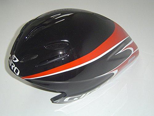 Giro Advantage tempo Fahr Casco GR S (51-55cm) nero rosso nuovo