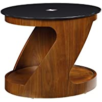 Jual Curve JF304 Oval Lamp Table