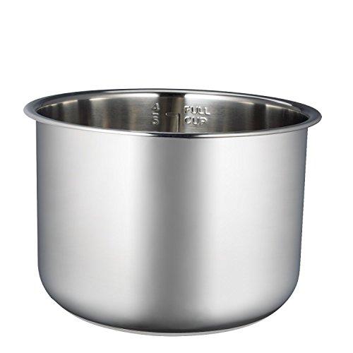 cosori Edelstahl Innentopf für Mini Druck cooker-2Quart