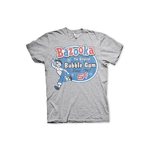 officially-licensed-merchandise-bazooka-joe-the-original-t-shirt-hgrey-x-large