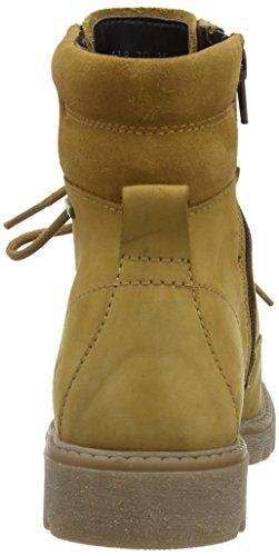 Camel Active Brace Damen Stiefel Braun (Cinnamon)