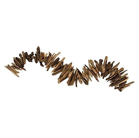 Darice 2503-108 Garland Weathered Wood,