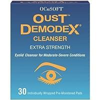 Oust Demodex Reinigungspads von Ocusoft preisvergleich bei billige-tabletten.eu