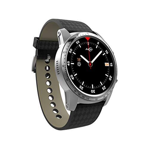 Cinnamou AllCall W1 3G Smartwatch Phone Android Quad Core da 2 GB + 16 GB Monitor della frequenza cardiaca