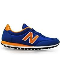 Zapatillas New Balance 410 Azulón / Naranja