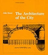 [(The Architecture of the City)] [By (author) Aldo Rossi ] published on (September, 1984)