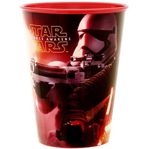 Promobo - Gobelet Verre Enfant Bébé Imprimé Licence Star Wars