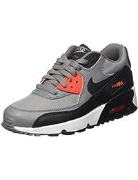 Nike Air Max 90 Mesh Gs, Sneakers Basses Mixte Enfant