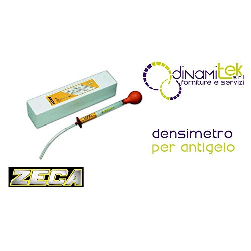 152 densimetro per antigelo a base di glicole etilenico zeca