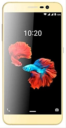 ZTE Blade A910 Dual SIM 4G 16GB Gold - Smartphone (5.5', 16 GB, 13 MP, Android 6.0, Golden)