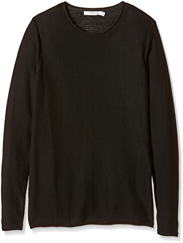 JACK & JONES PREMIUM Herren Pullover Schwarz (Black Fit:REG)