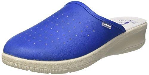 Inblu madama, scarpe da lavoro donna, blu (jeans), 39 eu