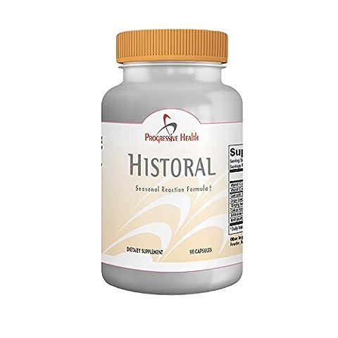 Progressive Health Historal: Natural Allergy Relief Supplement - Immune System