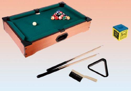 "Mini Billard Tisch \""Pooltable\"""