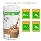 Herbalife batido F1 CAFE LATTE