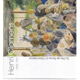Henri Clamens 1905-1937 par Collectif
