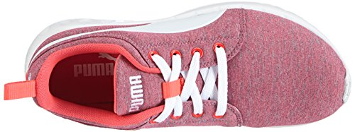 Puma Carson Runner Wn's Heather, Running Entrainement Femme Blanc (bright plasma-white 02)