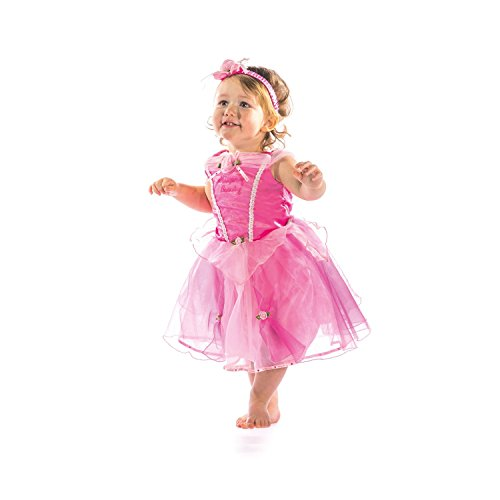 Disney Baby DCPRSB03 - Princess Dress, Sleeping Beauty, (Sleeping Costumes Baby Beauty)