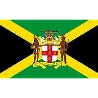Flaggen Pin Jamaika Pins Anstecknadel Fahne Flagge FLAGGENMAE® Fußball Sport & Freizeit